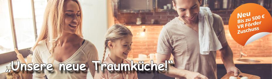 """""""Unsere neue Traumküche!"""""""