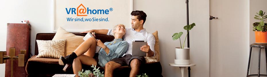 VR@home - Ihre digitale Beratung