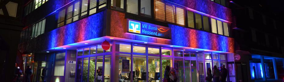 Nacht der Bewerber VR Bank HessenLand eG