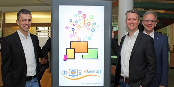 GenoIT will Mittelstand sicherer machen