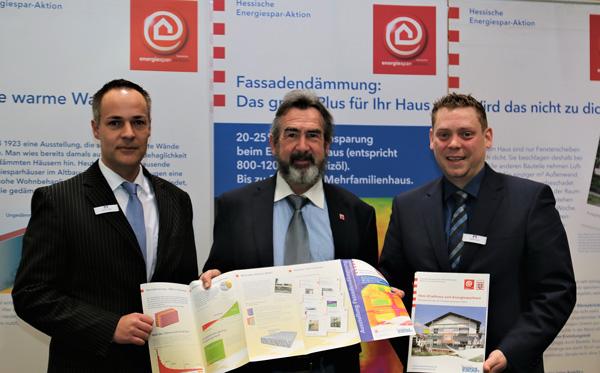 Ausstellungseröffnung der Hessischen Energiesparaktion