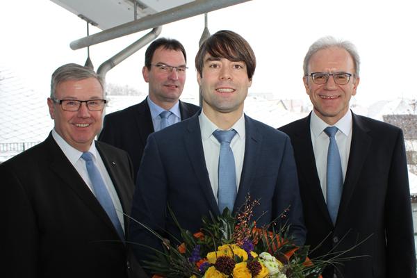 Neuer Prokurist Bei Der Vr Bank Hessenland Vr Bank Hessenland Eg